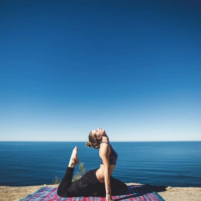 Knirscherschiene, Bruxismus, Zähneknirschen, Pressen, Kiefergelenk, Yoga, Entspannung, nur kein Stress